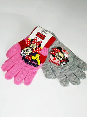 Комплект перчаток (2 пары) | 5586626