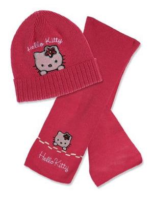 Комплект: шапка и шарф | 5586632