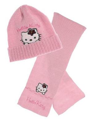 Комплект: шапка и шарф | 5586633