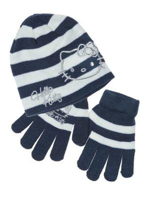 Комплект: шапка и перчатки   5586634