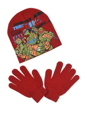 Комплект: шапка и перчатки | 5586635