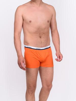 Трусы оранжевые | 5588217