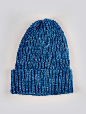 Шапка синяя | 5588391