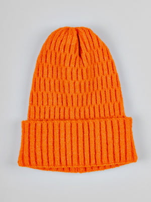 Шапка оранжевая | 5588393