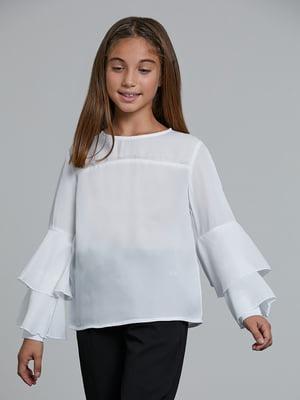 Блуза біла | 5588424