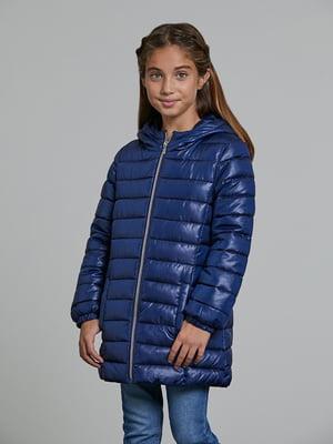 Куртка синяя | 5588429