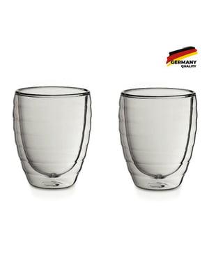 Набор стаканов с двойными стенками (2 шт) | 5583770