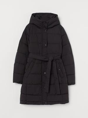 Куртка для беременных черная | 5519451