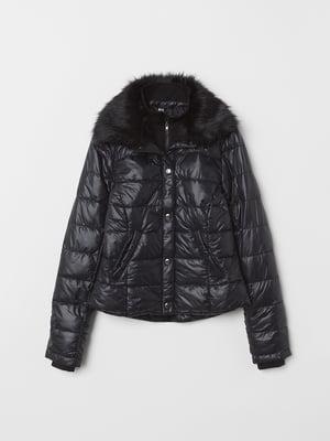 Куртка чорна | 5574259