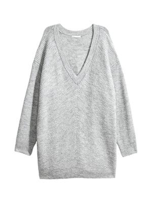 Пуловер серый | 5574319