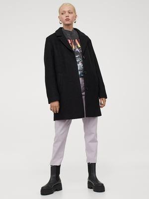 Пальто черное | 5574343