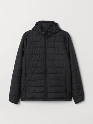 Куртка спортивная черная | 5583359