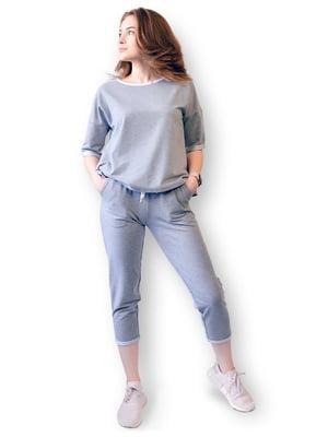 Костюм: лонгслів і штани | 5589637