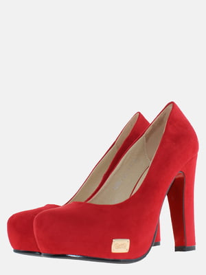 Туфлі червоні   5579194