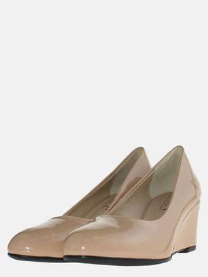 Туфлі бежеві | 5579224