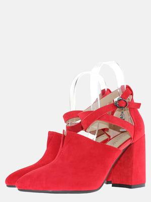 Туфлі червоні   5579230