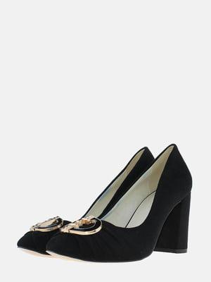 Туфли черные   5579236
