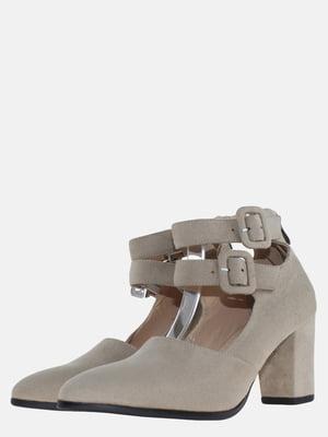 Туфли бежевые | 5579243