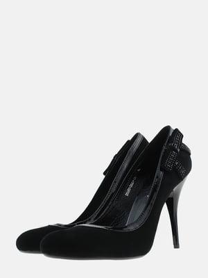 Туфлі чорні | 5583278