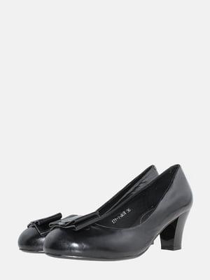 Туфлі чорні | 5583280