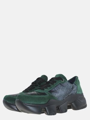 Кроссовки зеленые | 5584721
