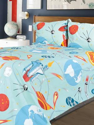 Комплект постельного белья (евро) | 5563257