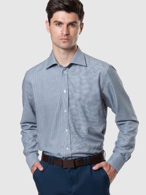 Рубашка синяя | 5590307