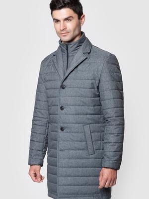 Куртка сіра   5590316