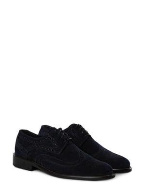 Туфли темно-синие | 5590328
