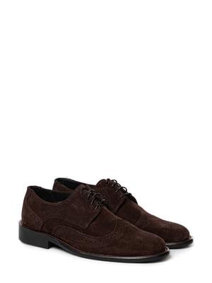 Туфлі коричневі | 5590329