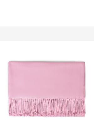 Шаль рожева | 5590352