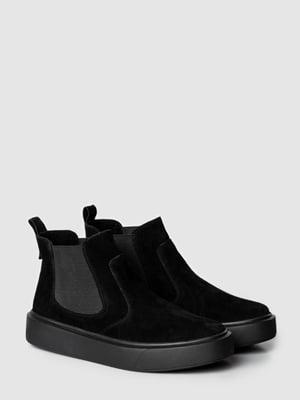 Ботинки черные | 5590371