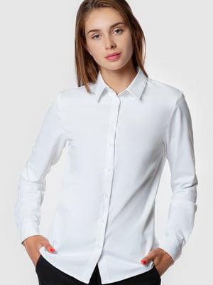 Рубашка белая | 5590374