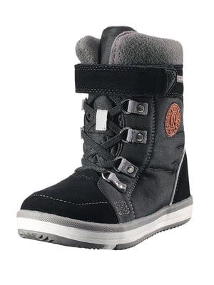 Ботинки черные | 5330099