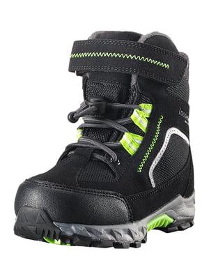 Ботинки черные | 5331230