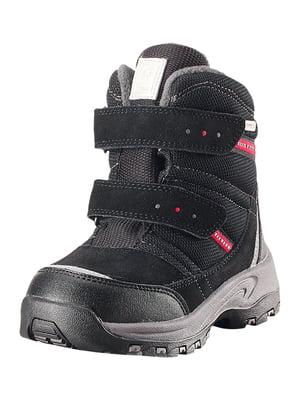Ботинки черные | 5373822