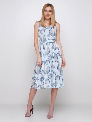 Сукня в принт | 5591532