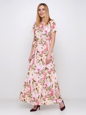 Сукня в квітковий принт | 5591538