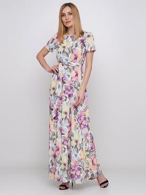 Сукня в квітковий принт | 5591539
