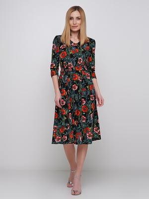 Сукня в квітковий принт | 5591542