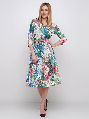 Сукня в квітковий принт | 5591547