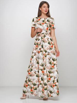 Сукня в квітковий принт | 5591553