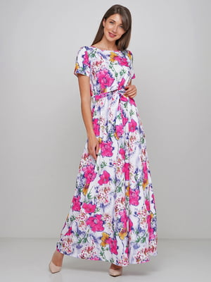 Сукня в квітковий принт | 5591554