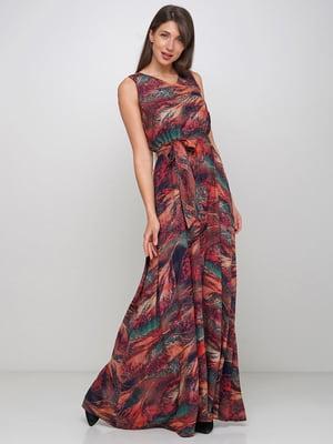 Сукня в принт | 5591556