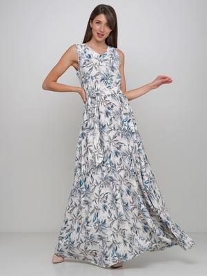 Сукня в квітковий принт | 5591557