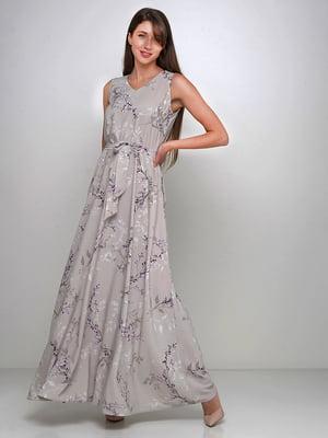 Сукня в квітковий принт | 5591559