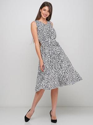 Сукня в анімалістичний принт | 5591561