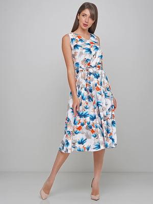 Сукня в квітковий принт | 5591565