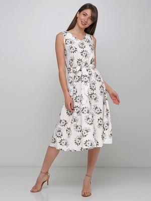 Сукня в квітковий принт | 5591567