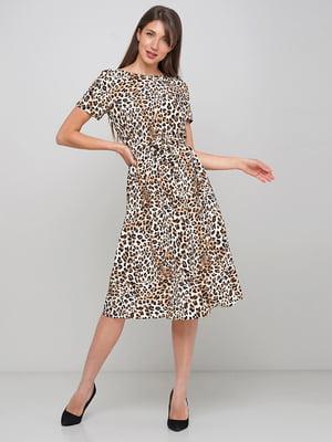 Сукня в анімалістичний принт | 5591574